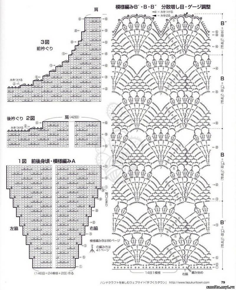 Японские туники