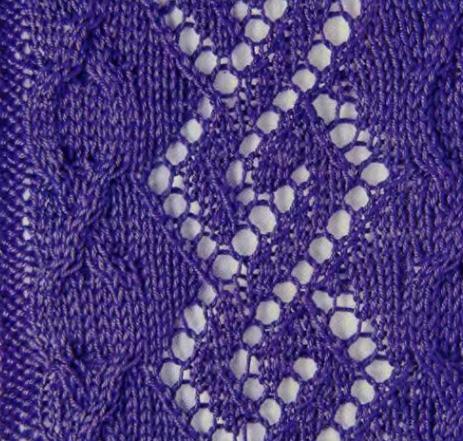 Узоры для вязания косы (косички) спицами Узоры в разделах: солнце узор.